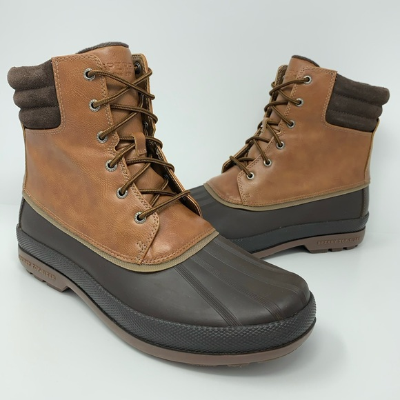 Sperry Cold Bay Thinsulate Brown Duck